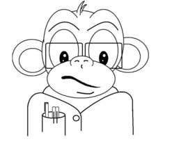 #28 untuk Illustrate Something for Silly Geeky Monkey oleh jasonstover9