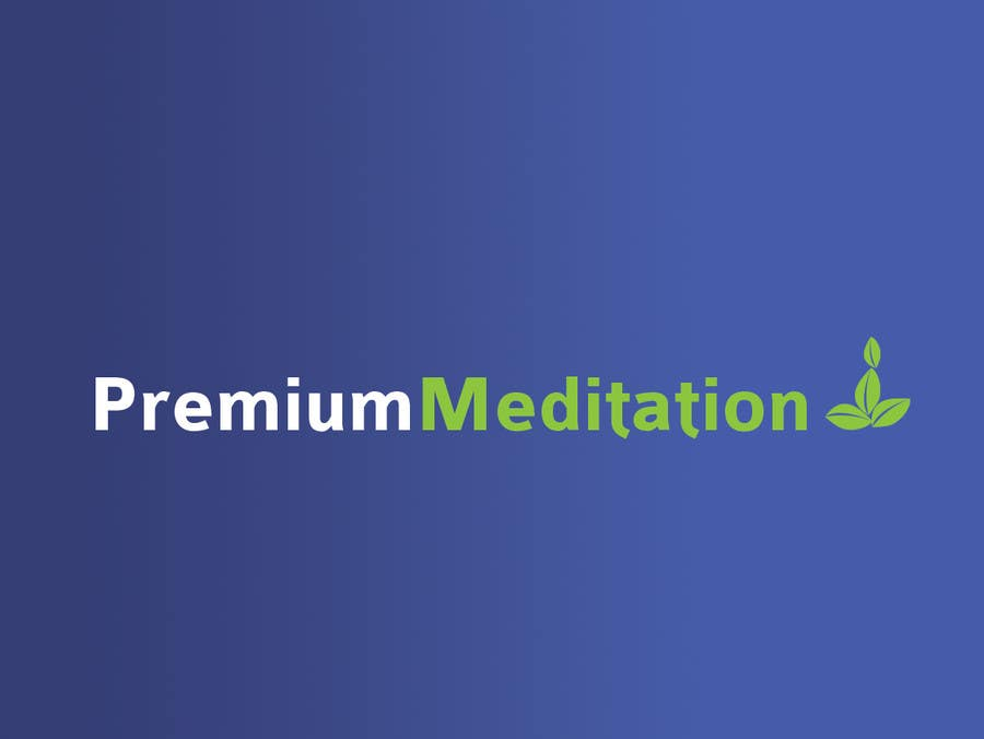 #71 for Design a Logo for Website www.PremiumMeditation.com by Hardikvora