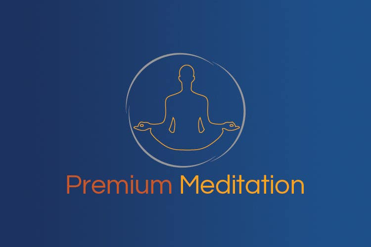 #43 for Design a Logo for Website www.PremiumMeditation.com by vladspataroiu