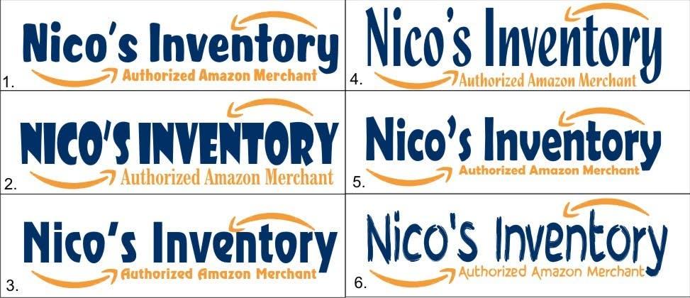 Bài tham dự cuộc thi #11 cho Design a Logo for Nico's Inventory
