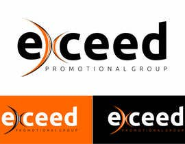 nº 20 pour Design a Logo for Exceed Promotional Group par Miksinka