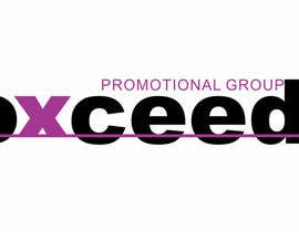nº 22 pour Design a Logo for Exceed Promotional Group par Miksinka