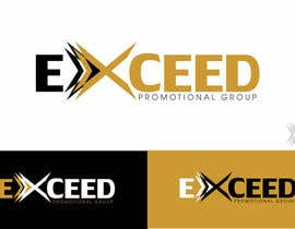 nº 45 pour Design a Logo for Exceed Promotional Group par Miksinka