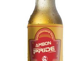 """Nro 32 kilpailuun Create a Label for a brand of beer called """"Ambon Heritage"""" käyttäjältä togancreative"""