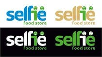 #129 for Design a Logo for New Shop called Selfie Food Store (new concept) by rajkumar9871