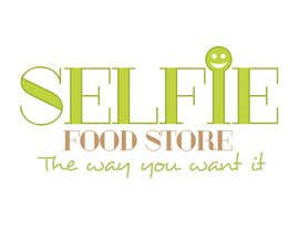 #127 for Design a Logo for New Shop called Selfie Food Store (new concept) by theislanders