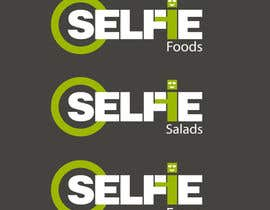 #524 for Design a Logo for New Shop called Selfie Food Store (new concept) af HQluhri8HQ