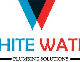 nº 21 pour Design a Logo for White Water Plumbing par design3p