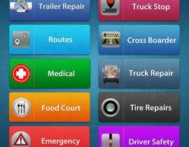 Nro 6 kilpailuun Design some Icons for our app käyttäjältä ltsharma