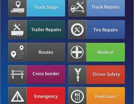 Nro 9 kilpailuun Design some Icons for our app käyttäjältä ltsharma