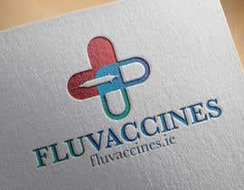 """Nro 22 kilpailuun Logo Design - """"fluvaccines.ie"""" käyttäjältä almeidavector"""