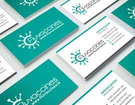 """Nro 42 kilpailuun Logo Design - """"fluvaccines.ie"""" käyttäjältä sihab9999"""