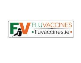 """Nro 39 kilpailuun Logo Design - """"fluvaccines.ie"""" käyttäjältä darkoosk"""