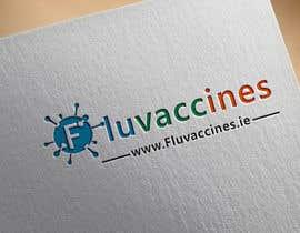 """Nro 18 kilpailuun Logo Design - """"fluvaccines.ie"""" käyttäjältä islam1101"""