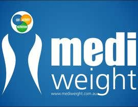 nº 170 pour Design a logo www.mediweight.com.au par moro2707