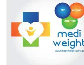 nº 197 pour Design a logo www.mediweight.com.au par goianalexandru