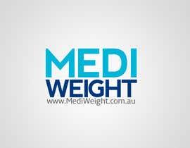 #78 untuk Design a logo www.mediweight.com.au oleh stajera