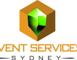 #52 for Event Services Sydney LOGO af adityajoshi37