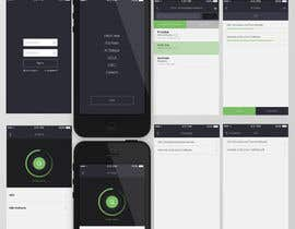 #21 cho Design an App Mockup for Info Exchange bởi ervanfahren