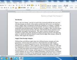 Nro 2 kilpailuun Academic Writing for  INTERNATIONAL OPERATIONS MANAGEMENT STRATEGY käyttäjältä topacademics