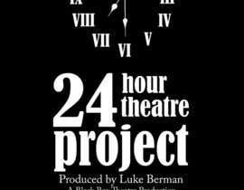 Nro 3 kilpailuun Theatre Poster. Quick and clean. käyttäjältä mbayleea