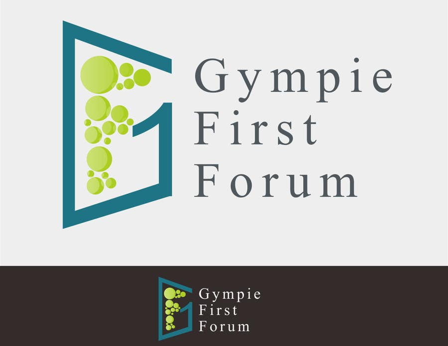 Konkurrenceindlæg #24 for Design a Logo for Gympie First Forums
