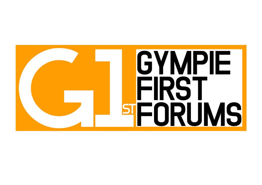 Proposition n°32 du concours Design a Logo for Gympie First Forums