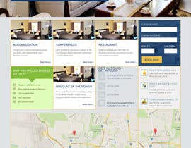 #30 for Create a Wordpress Template for Hotel af theinspiredart