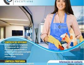 Nro 25 kilpailuun Design a Banner - Cleaning Company käyttäjältä djbabados