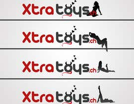 #141 for Design a Logo for Xtratoys af klaudix13