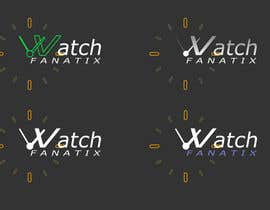 #63 for Design a Logo for watchfanatix.com af dgrozdek