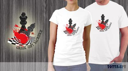 #1 for Chess-Based T-Shirt Design by totta00spy