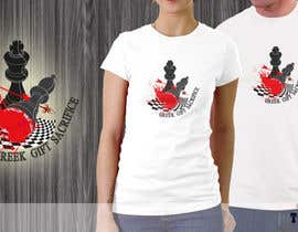 nº 1 pour Chess-Based T-Shirt Design par totta00spy