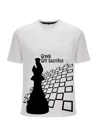 #20 for Chess-Based T-Shirt Design by andradanicola