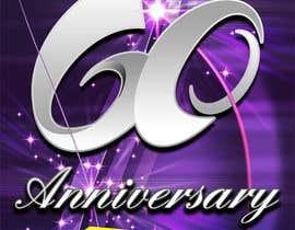 Nro 15 kilpailuun 60th anniversary celebration käyttäjältä irfanzstudio