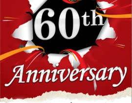 Nro 10 kilpailuun 60th anniversary celebration käyttäjältä alberhoh