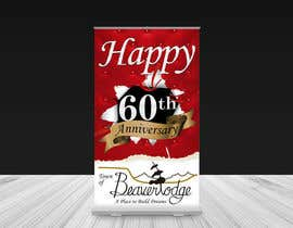 Nro 32 kilpailuun 60th anniversary celebration käyttäjältä alberhoh