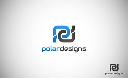 #77 for Design a Logo for Polar Designs by pkapil