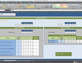 #11 untuk Excel graphical artist needed to beautify some Excel sheets :) oleh leepizzala