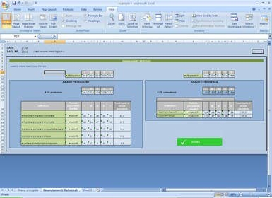 #3 for Excel graphical artist needed to beautify some Excel sheets :) by MajaSucic