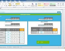 #19 for Excel graphical artist needed to beautify some Excel sheets :) af Vasilchenko