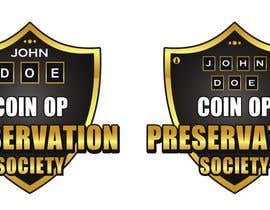nº 14 pour Design a Logo for Coin Op Preservation Society par infoYesDesign