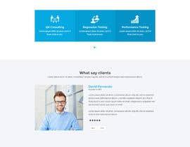 SantoJames tarafından Website redesing için no 36