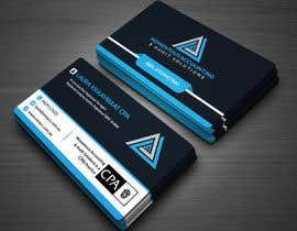 #40 for Business card & letterhead design - existing logo by atikul4you