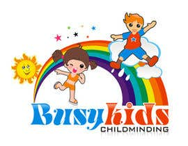 infoYesDesign tarafından Design a Logo for Child Minding Business için no 3
