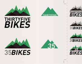 #21 para Design a logo & icon for 35 bikes por RobinPalleis