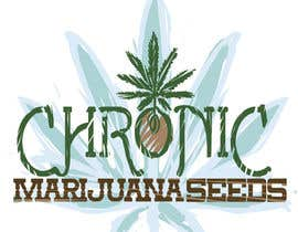 #19 para Design a Logo for Chronic Marijuana Seeds por LukeWeaverDesign