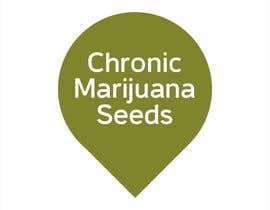 #8 para Design a Logo for Chronic Marijuana Seeds por artemgrechko