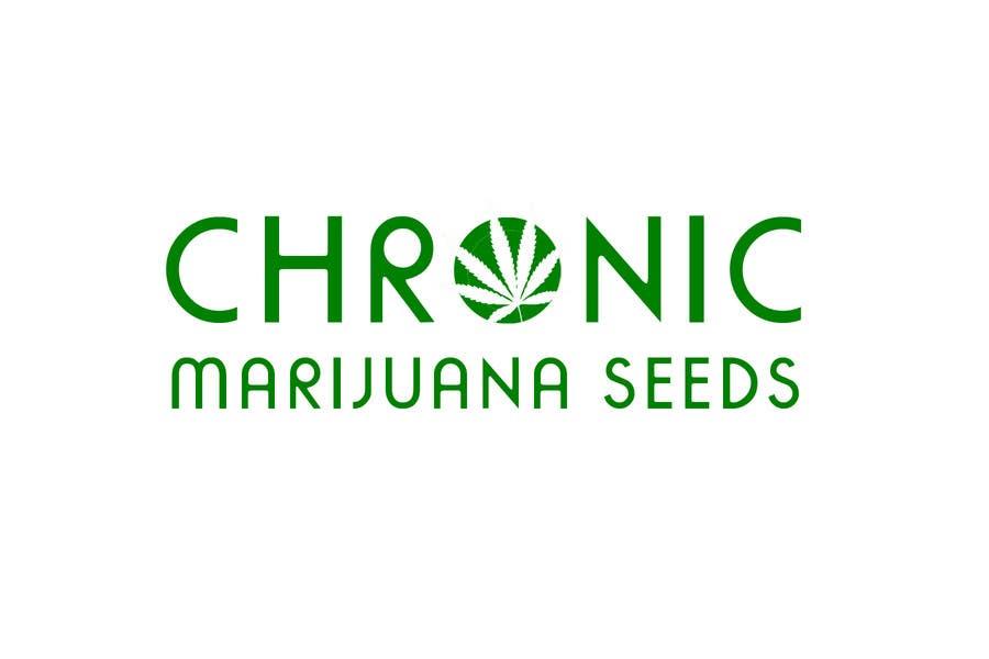 Kilpailutyö #16 kilpailussa Design a Logo for Chronic Marijuana Seeds