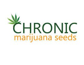 #6 para Design a Logo for Chronic Marijuana Seeds por dclary2008